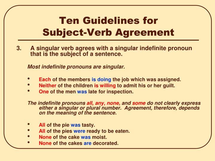 Ppt Chapter 17a Verbs Regular Verbs Irregular Verbs Problem