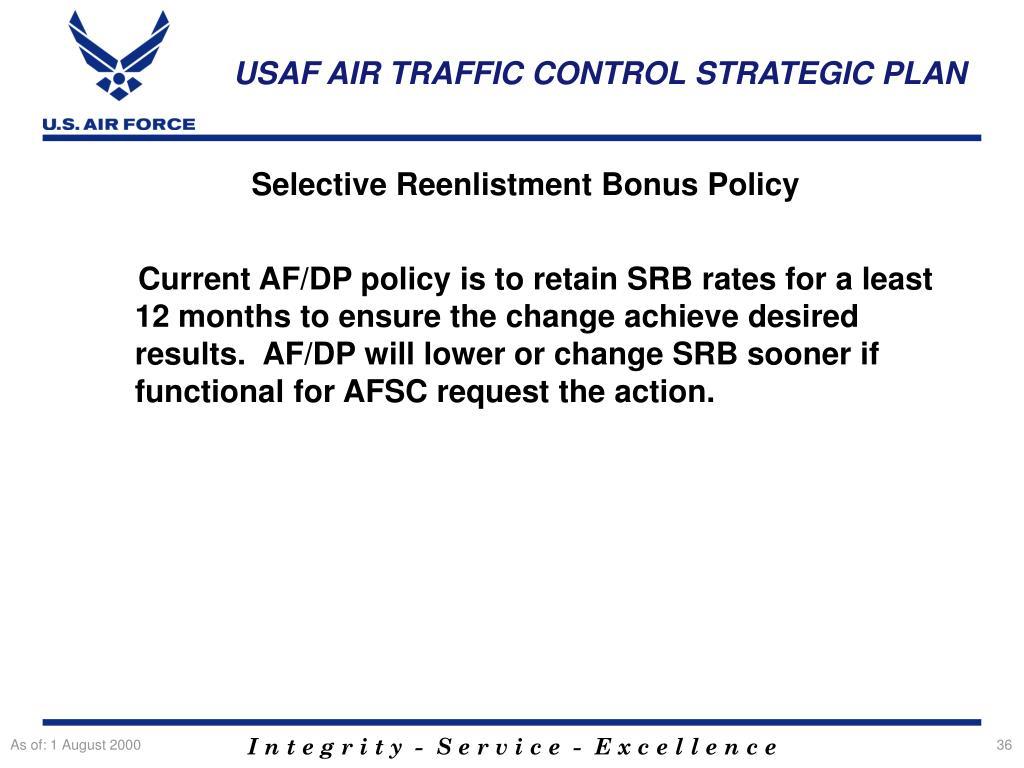 PPT - Air Traffic Control Strategic Plan PowerPoint