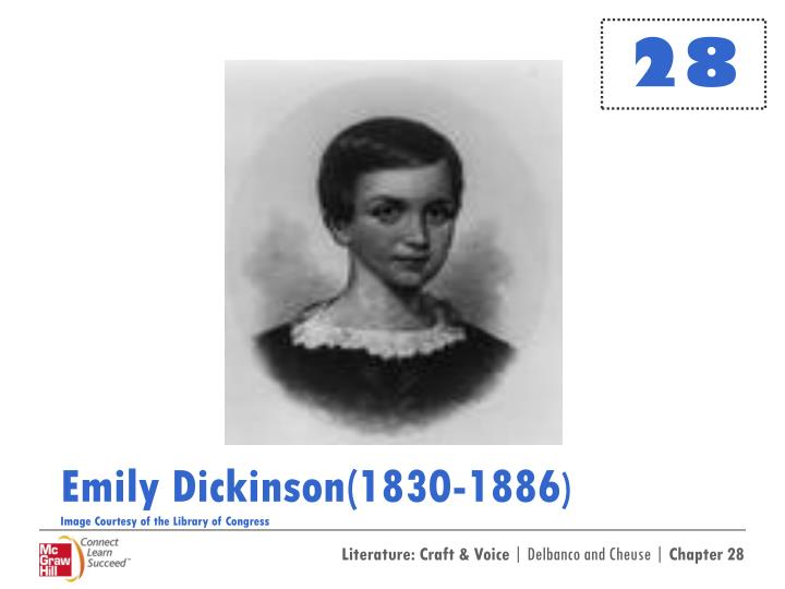 emily dickinson 1830 1886 image courtesy of the library of congress n.