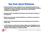 key facts about dickinson1