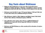 key facts about dickinson3