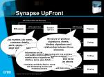 synapse upfront4