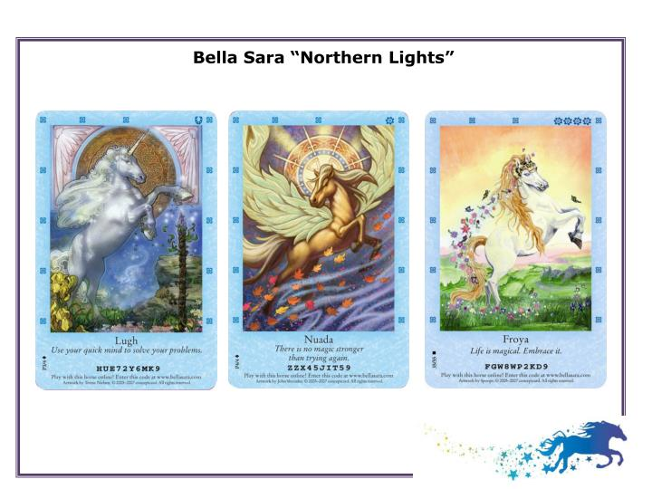 "Bella Sara ""Northern Lights"""