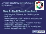 let s talk about the phases of change acceptance1