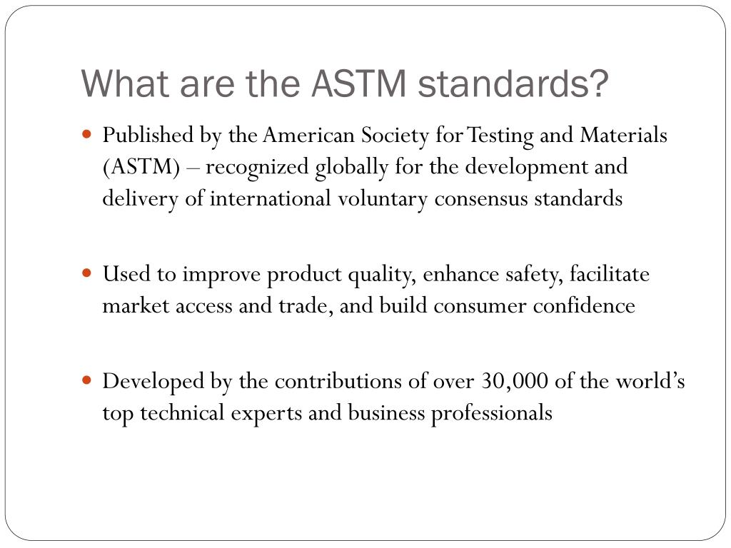 PPT - Introduction to ASM Handbook and ASTM Standards PowerPoint