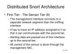 distributed snort architecture10