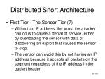 distributed snort architecture9