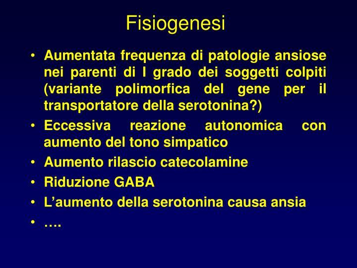 Fisiogenesi