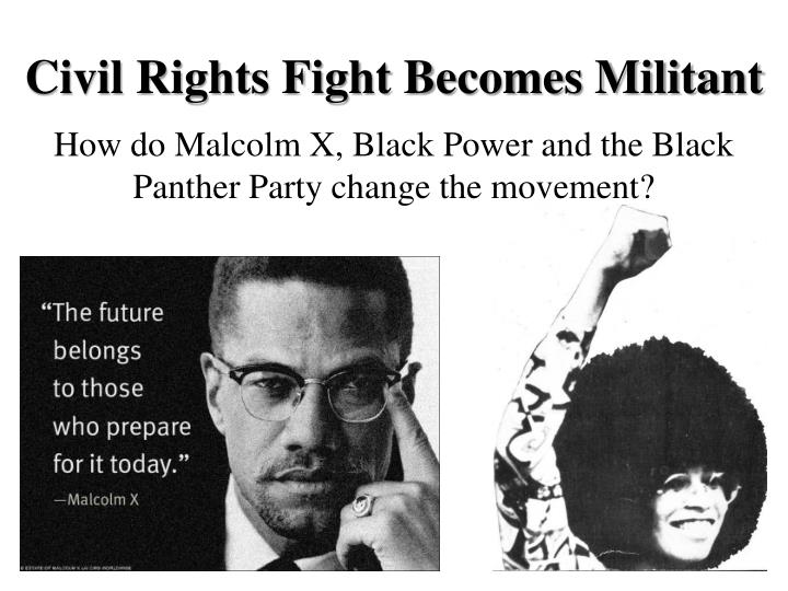 malcolm x the embodiment of civil rights for african americans We celebrate the work of artists of african different civil rights campaigner, malcolm x own country until such a day that african americans could.