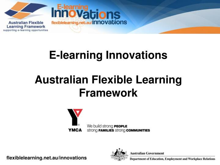 E-learning Innovations
