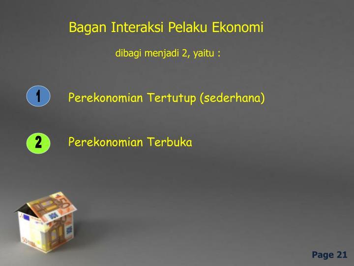 Ppt pelaku pelaku ekonomi powerpoint presentation id5477987 bagan interaksi pelaku ekonomi ccuart Images