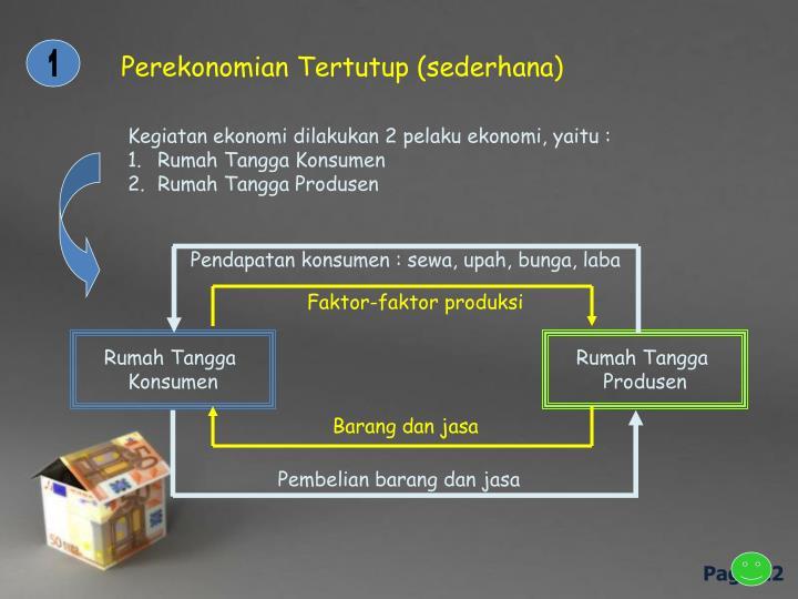 Ppt pelaku pelaku ekonomi powerpoint presentation id5477987 pendapatan konsumen sewa upah bunga laba ccuart Image collections