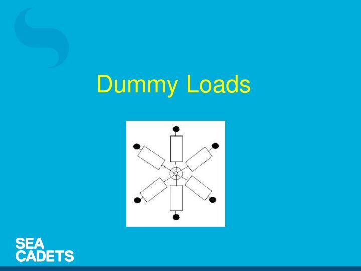 Dummy Loads