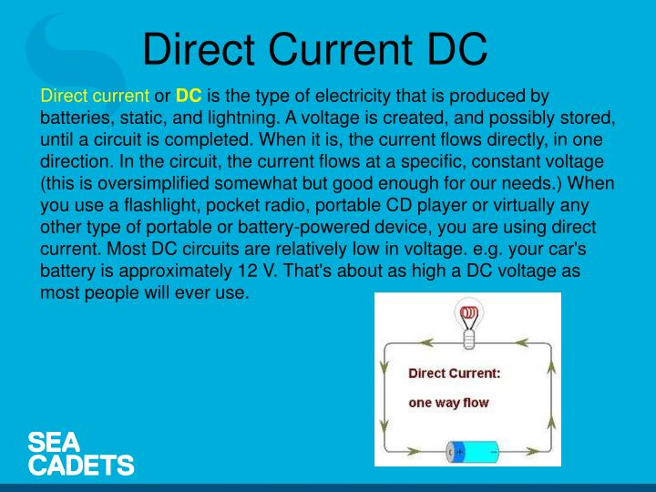 Direct Current DC