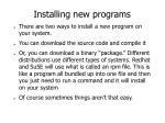 installing new programs1