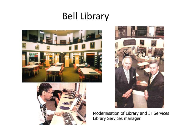 Bell Library