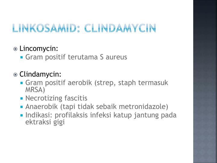 LinKosamid