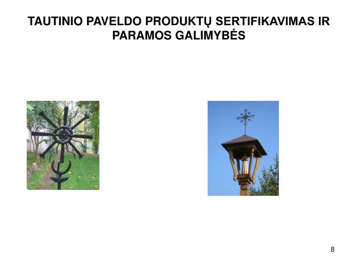 TAUTINIO PAVELDO P