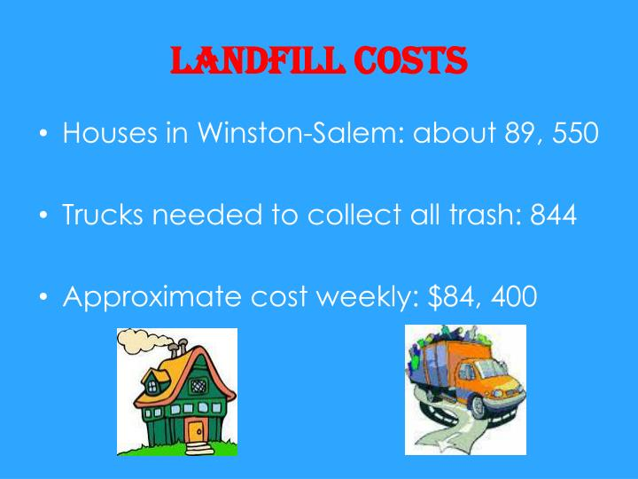 Landfill Costs
