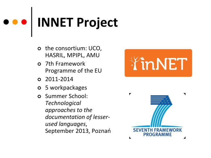 Innet project
