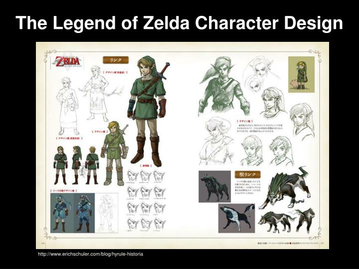 Ppt the legend of zelda character design powerpoint presentation the legend of zelda character design toneelgroepblik Choice Image