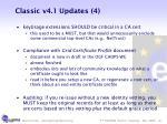 classic v4 1 updates 4