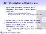 igtf distribution in other formats