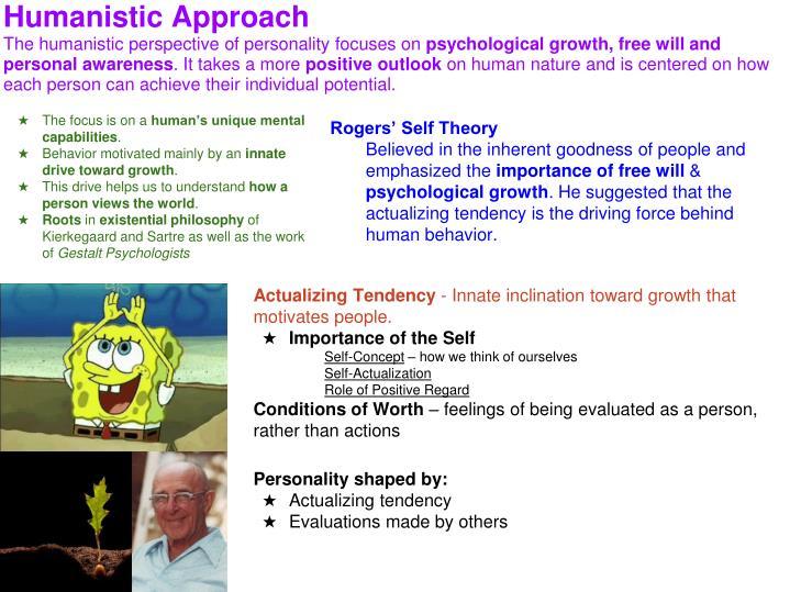 Rogers' Self Theory