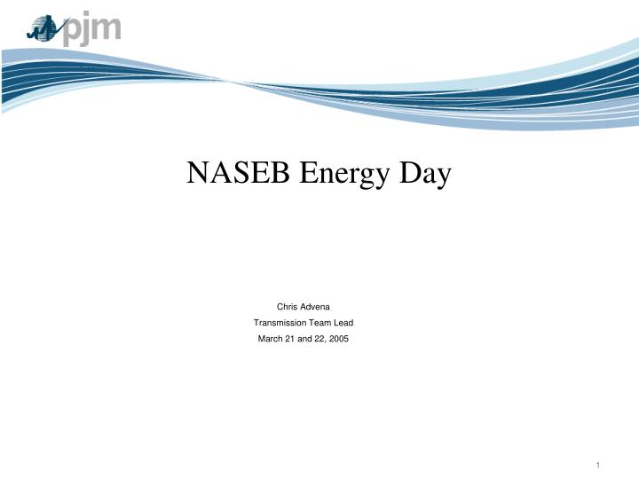 Naseb energy day