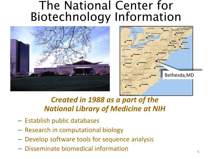 The National Center for
