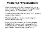 measuring physical activity2