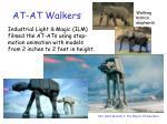 at at walkers
