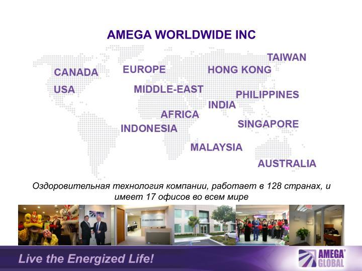 AMEGA WORLDWIDE INC