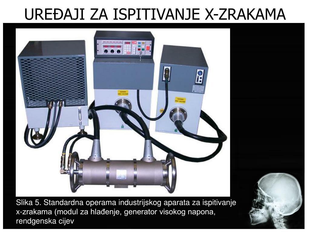 Radioaktivni aparat za datiranje