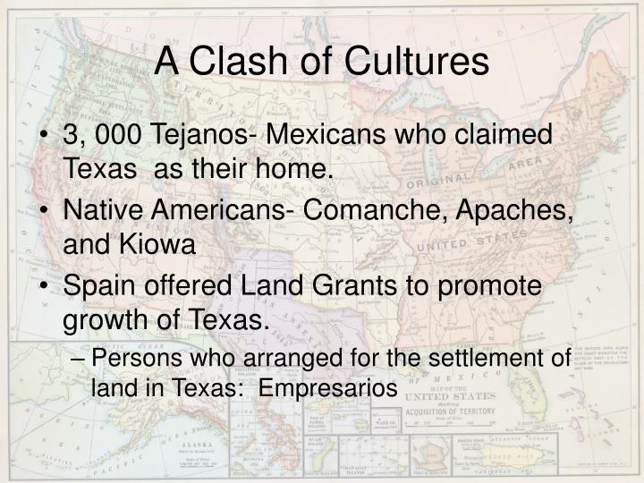 A clash of cultures1