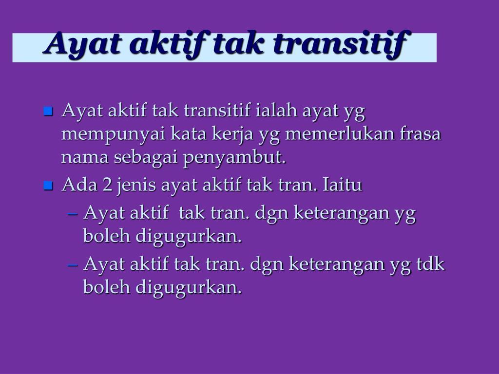 Ppt Bentuk Ayat Powerpoint Presentation Free Download Id 5485376