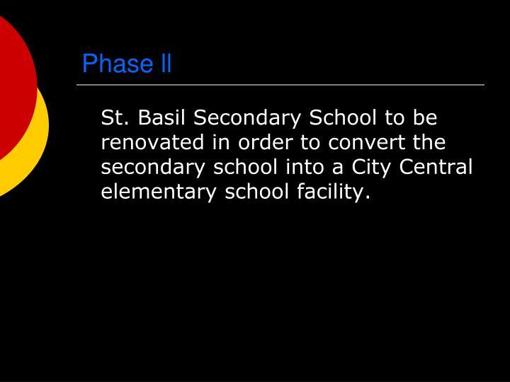 Phase ll