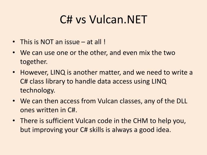 vulcan net