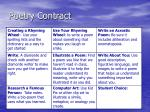 poetry contract1