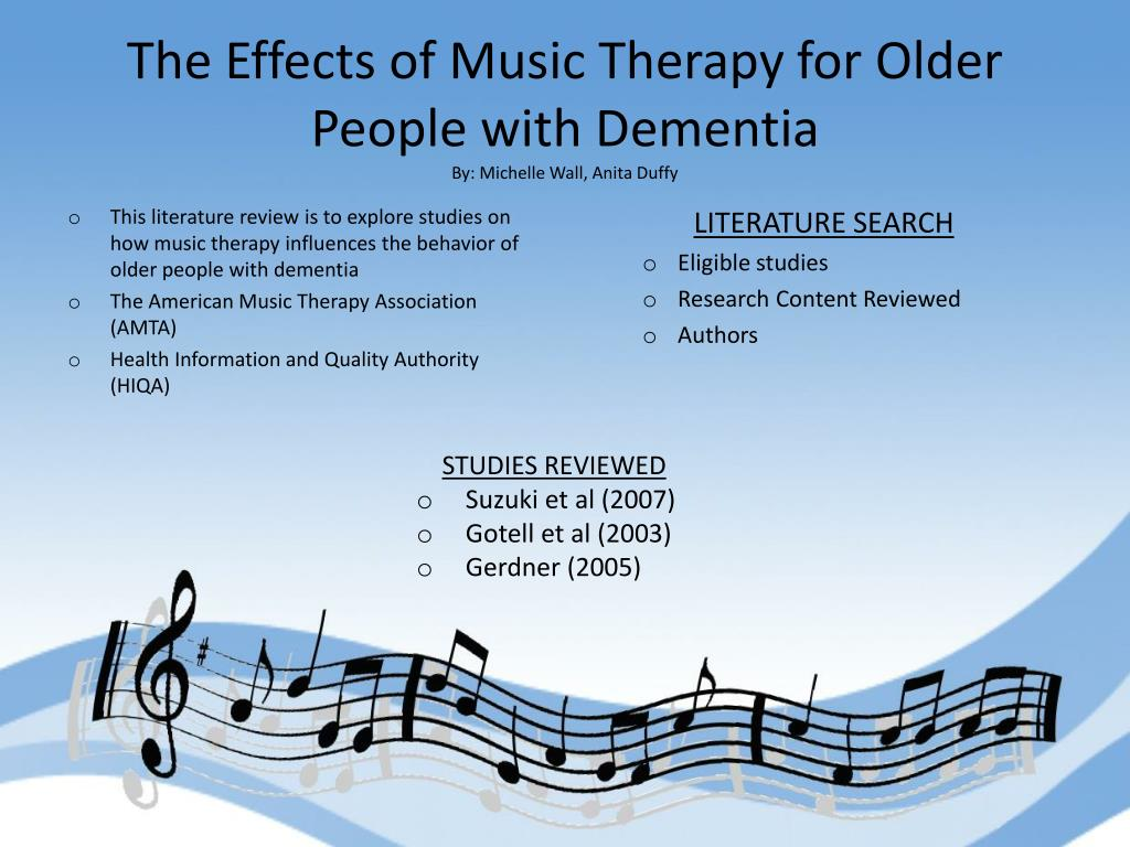 effects of music on people