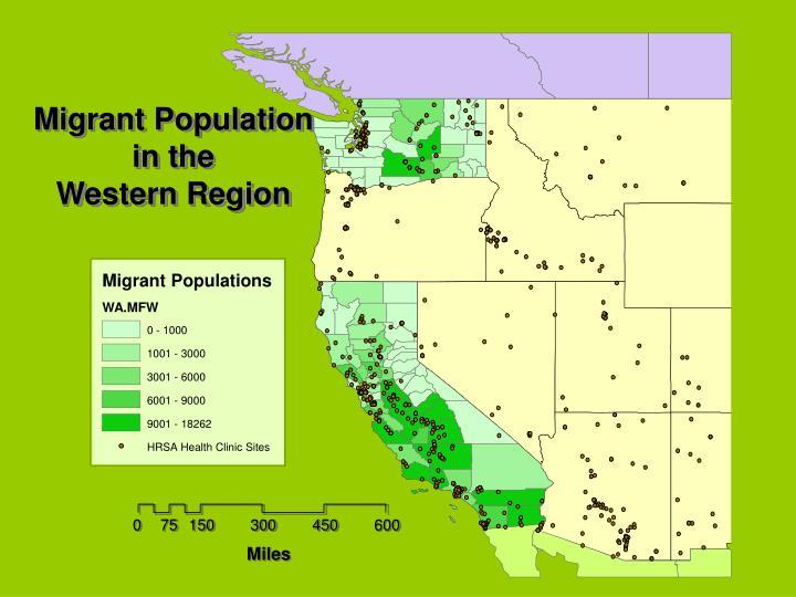 Migrant Populations