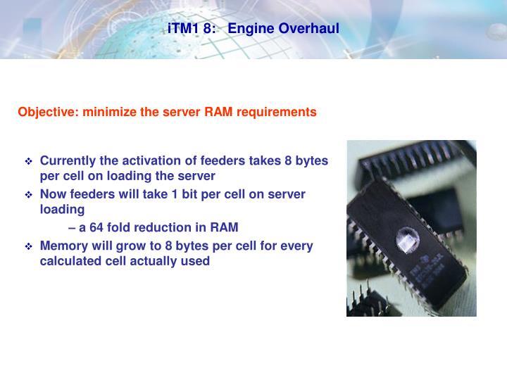 iTM1 8:   Engine Overhaul