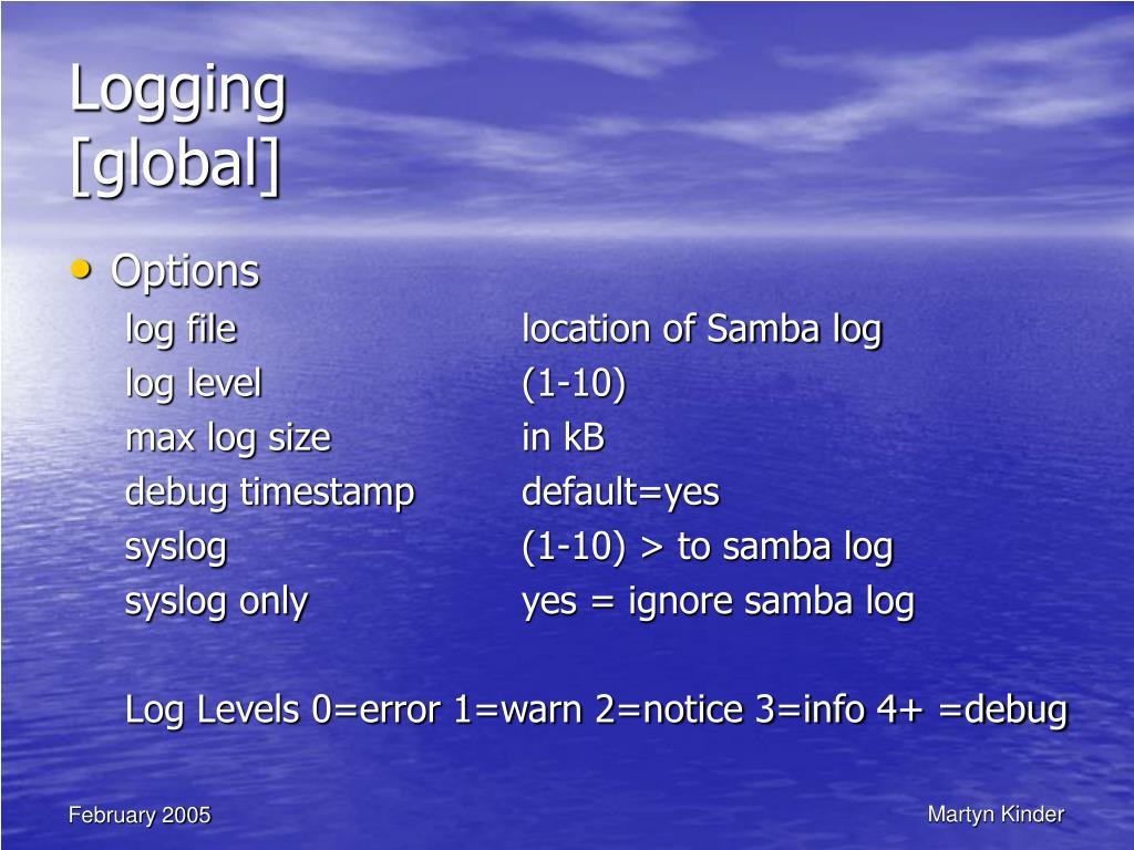 PPT - SAMBA PowerPoint Presentation - ID:5488115