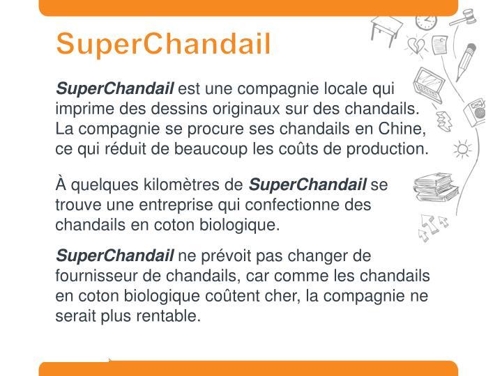 SuperChandail