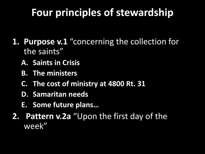 Sermon by Title: How Seed Giving Works |Stewardship Powerpoint