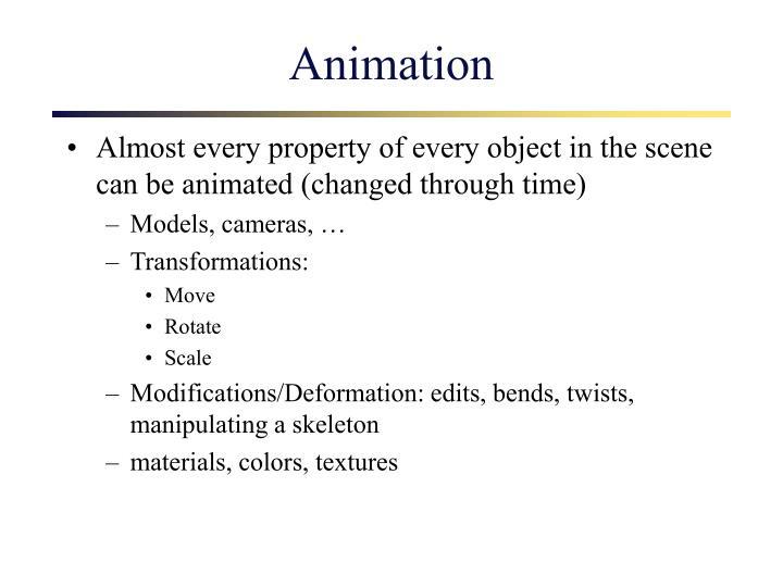 PPT - Key Frame Animation PowerPoint Presentation - ID:5488828