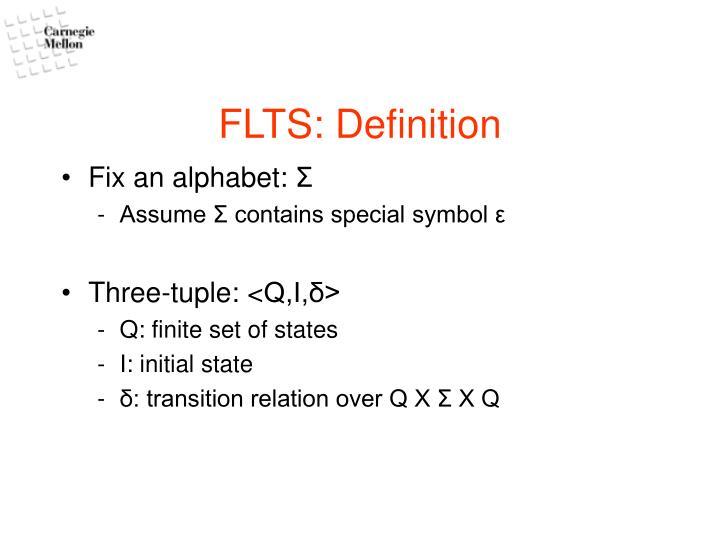 FLTS: Definition