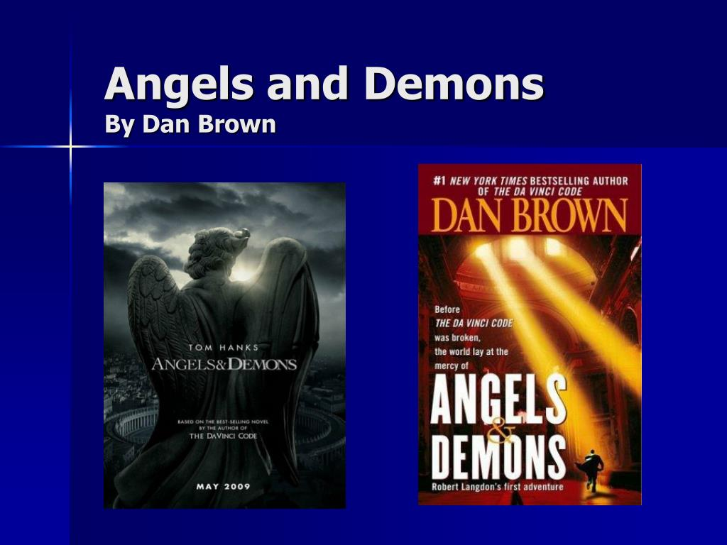 PPT   Angels and Demons By Dan Brown PowerPoint Presentation, free ...