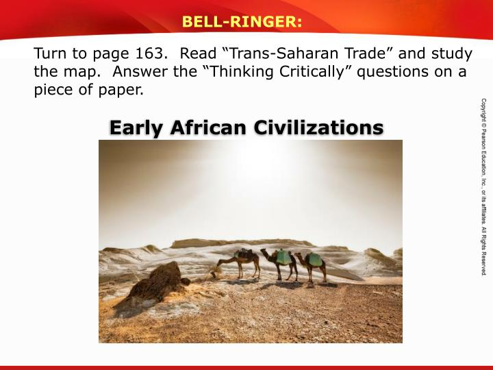 early african civilizations n.