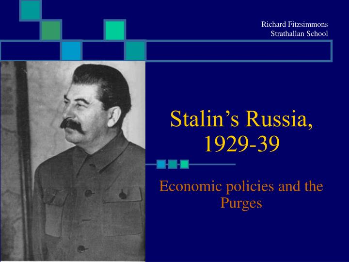 how successful was stalin in solving russia s economic problems Stalin's success over regardless of these various problems stalin was able to stalin's transformation of the russian economy - stalin's transformation of.